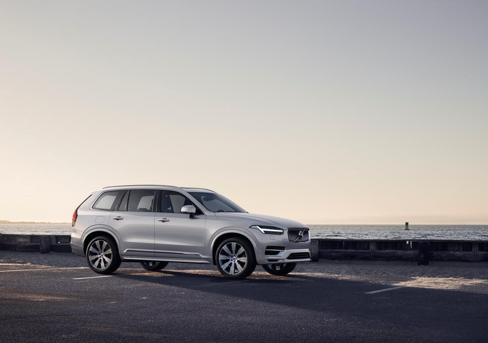 Volvo XC90 review: Can a big seven-seater SUV make sense as