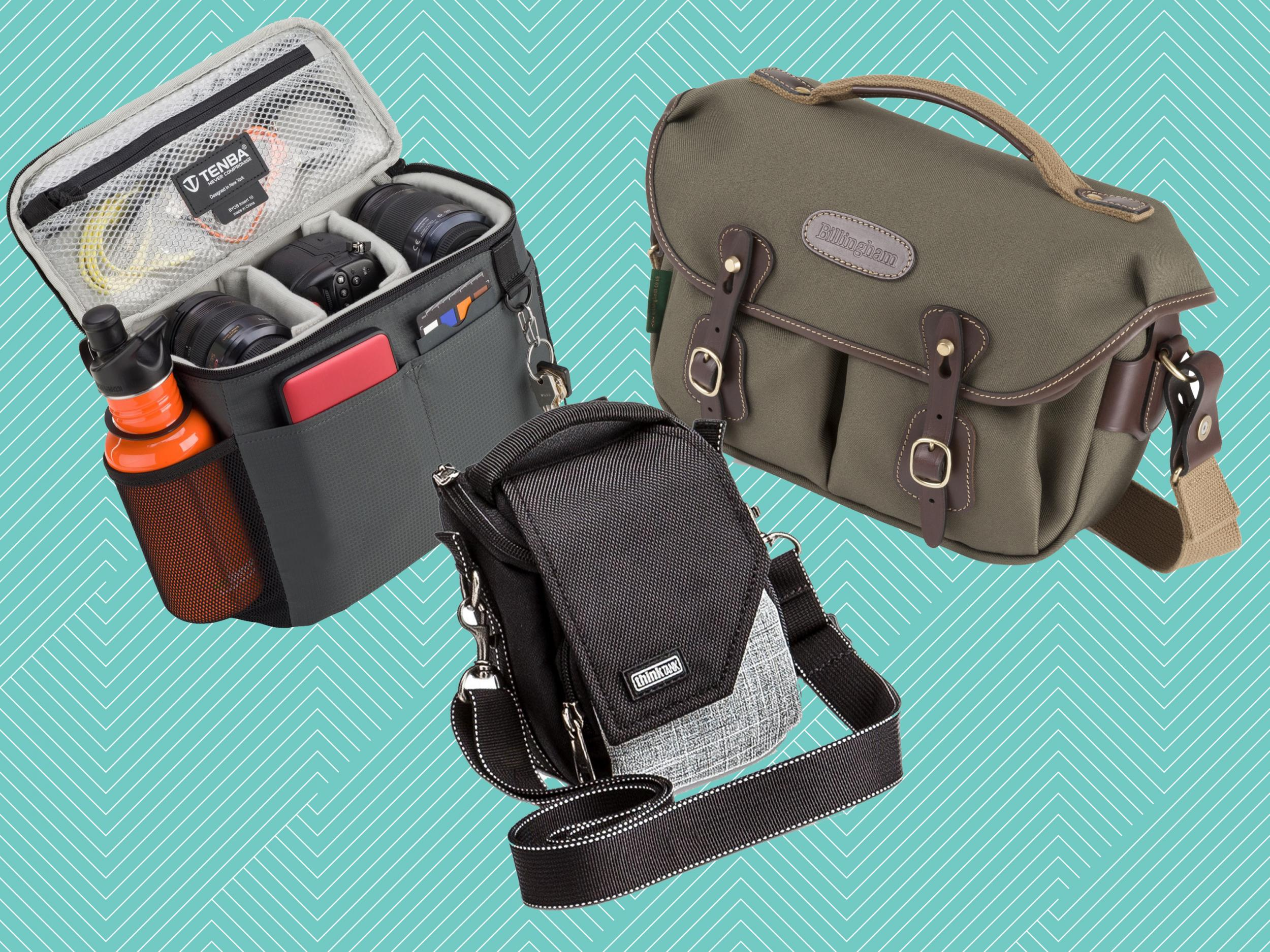 Best camera bags for DSLRs and CSCs: Backpacks, messengers and cross