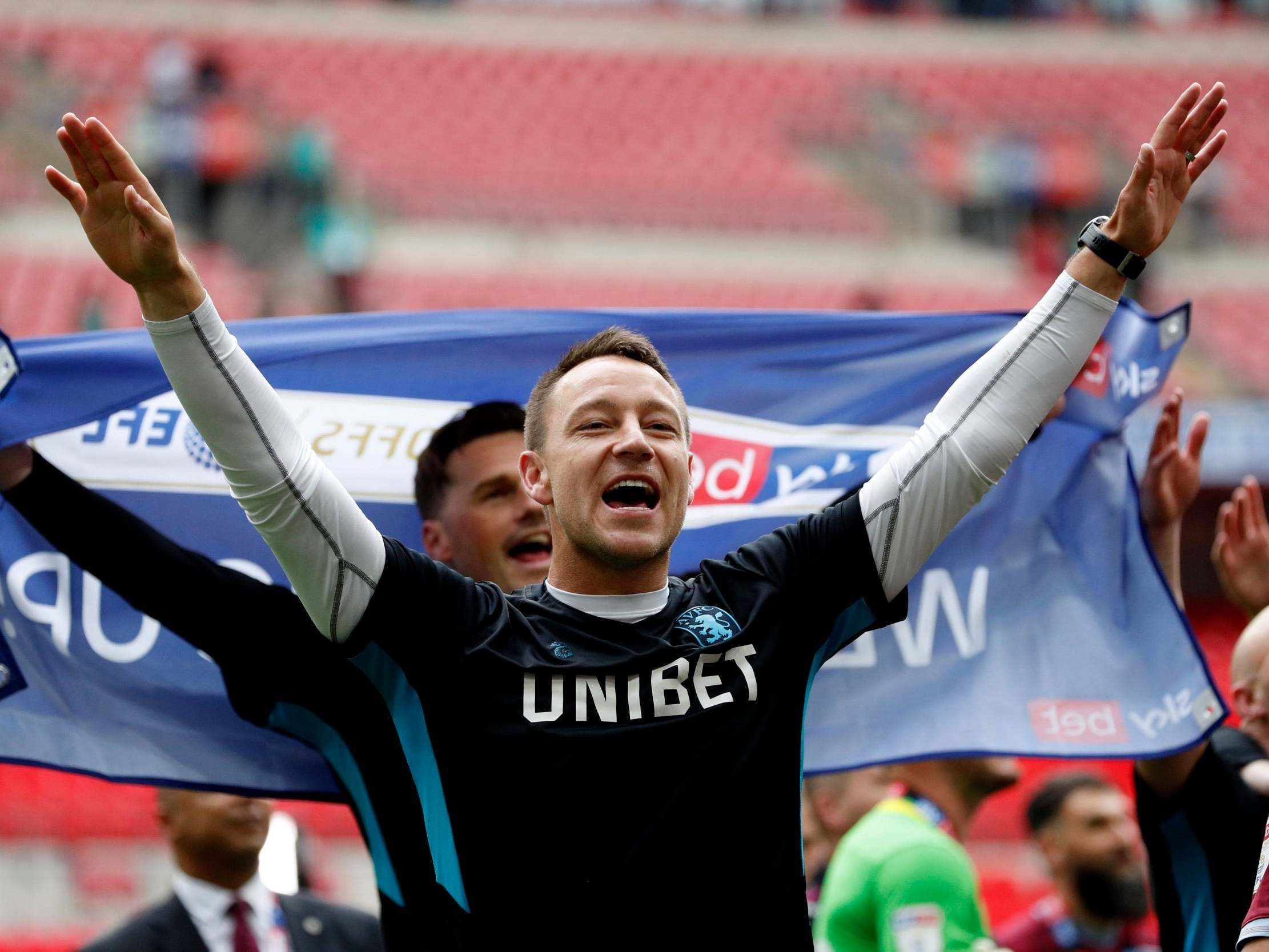 John Terry: Aston Villa assistant manager signs extension to shelve talk of Chelsea return
