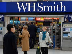 WH Smith to cut up to 1,500 jobs as coronavirus pandemic hammers sales