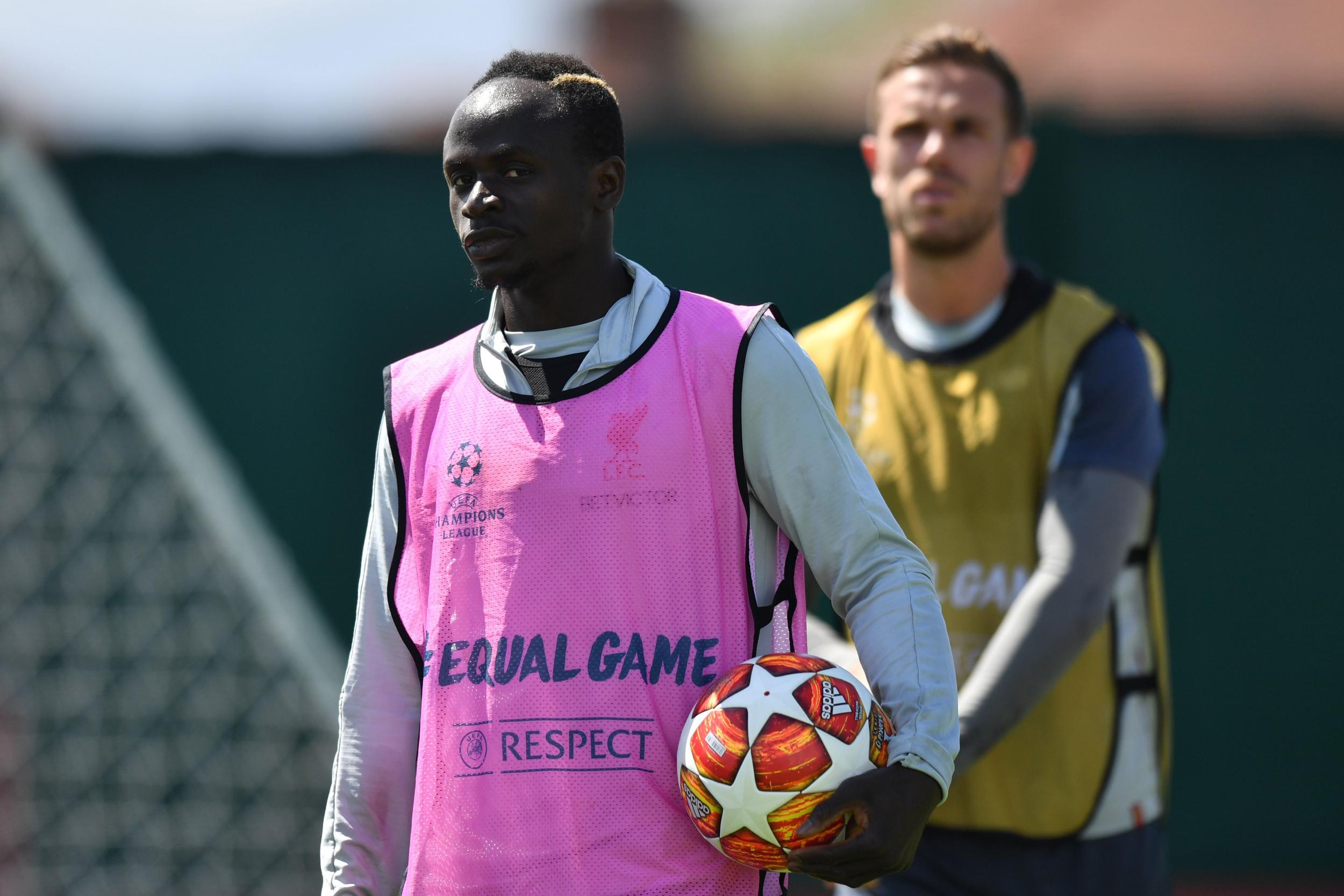f6561de1c Liverpool winger Mané responds to Real Madrid speculation