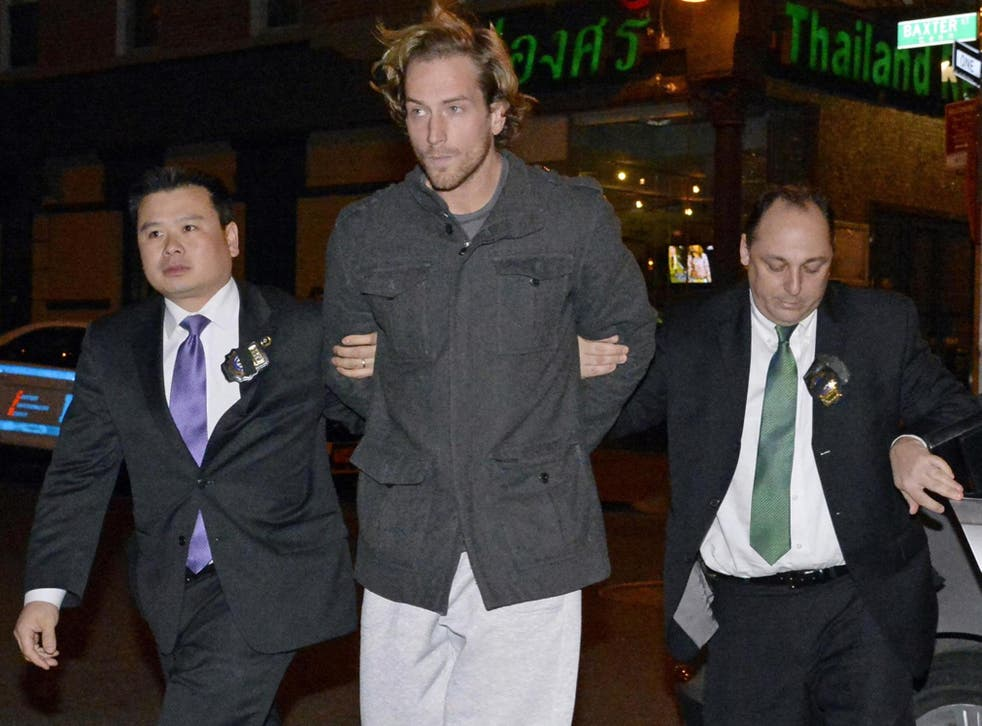 Thomas Gilbert Jr was charged with murdering his hedge fund owner father