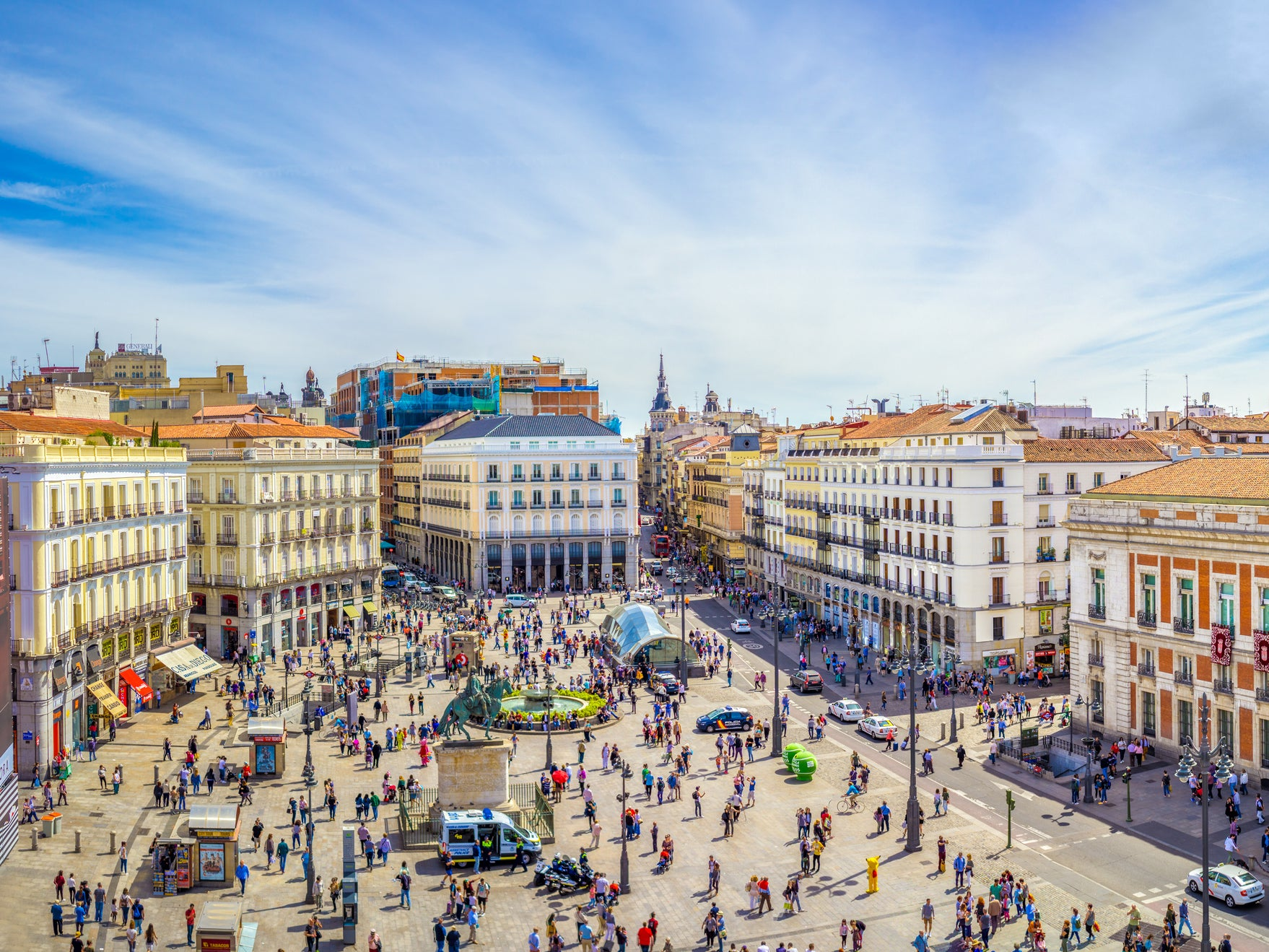 Madrid city guide: Where to eat, drink, shop and stay in the Spanish capital