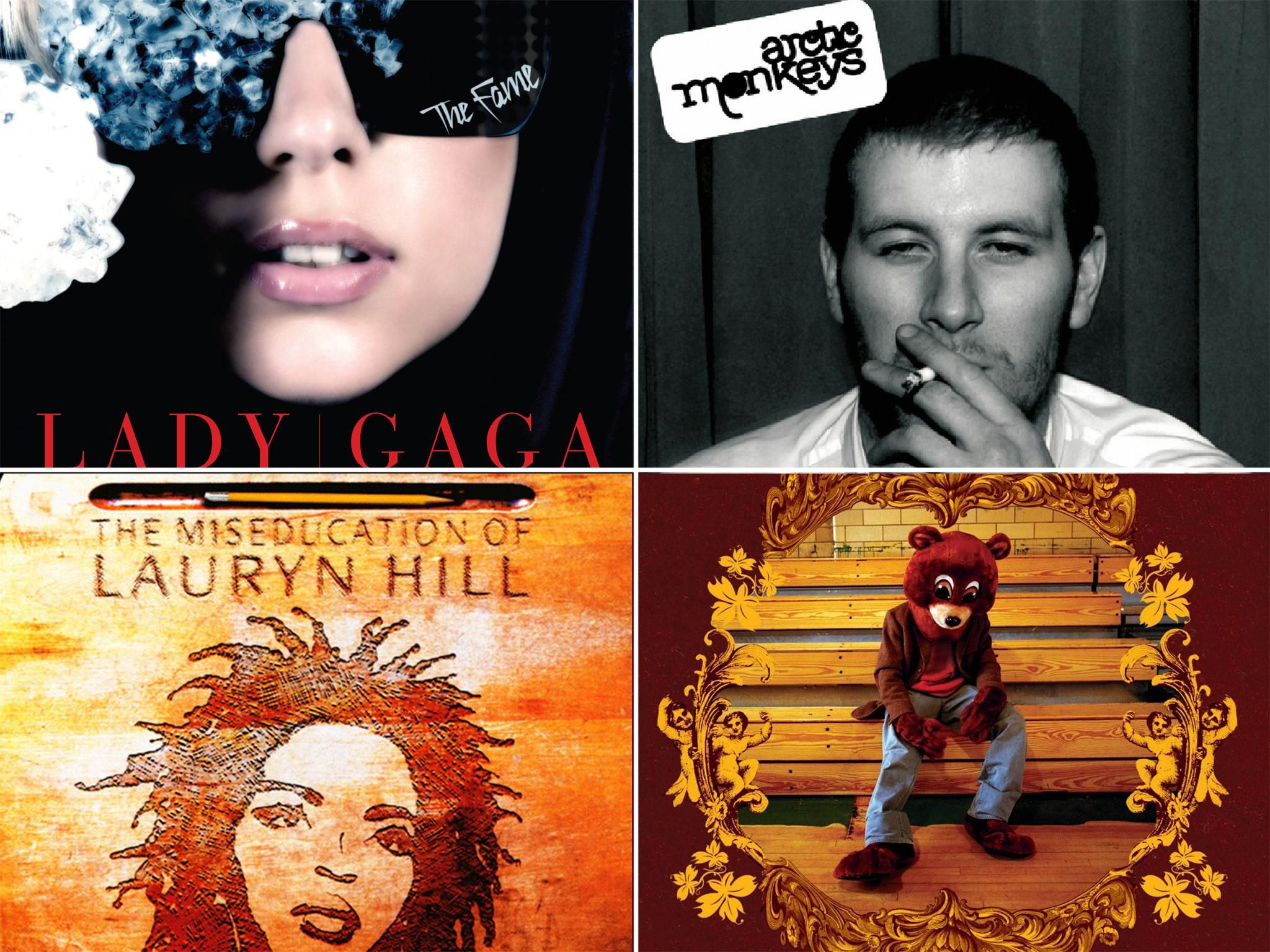The 35 greatest debut albums of all time