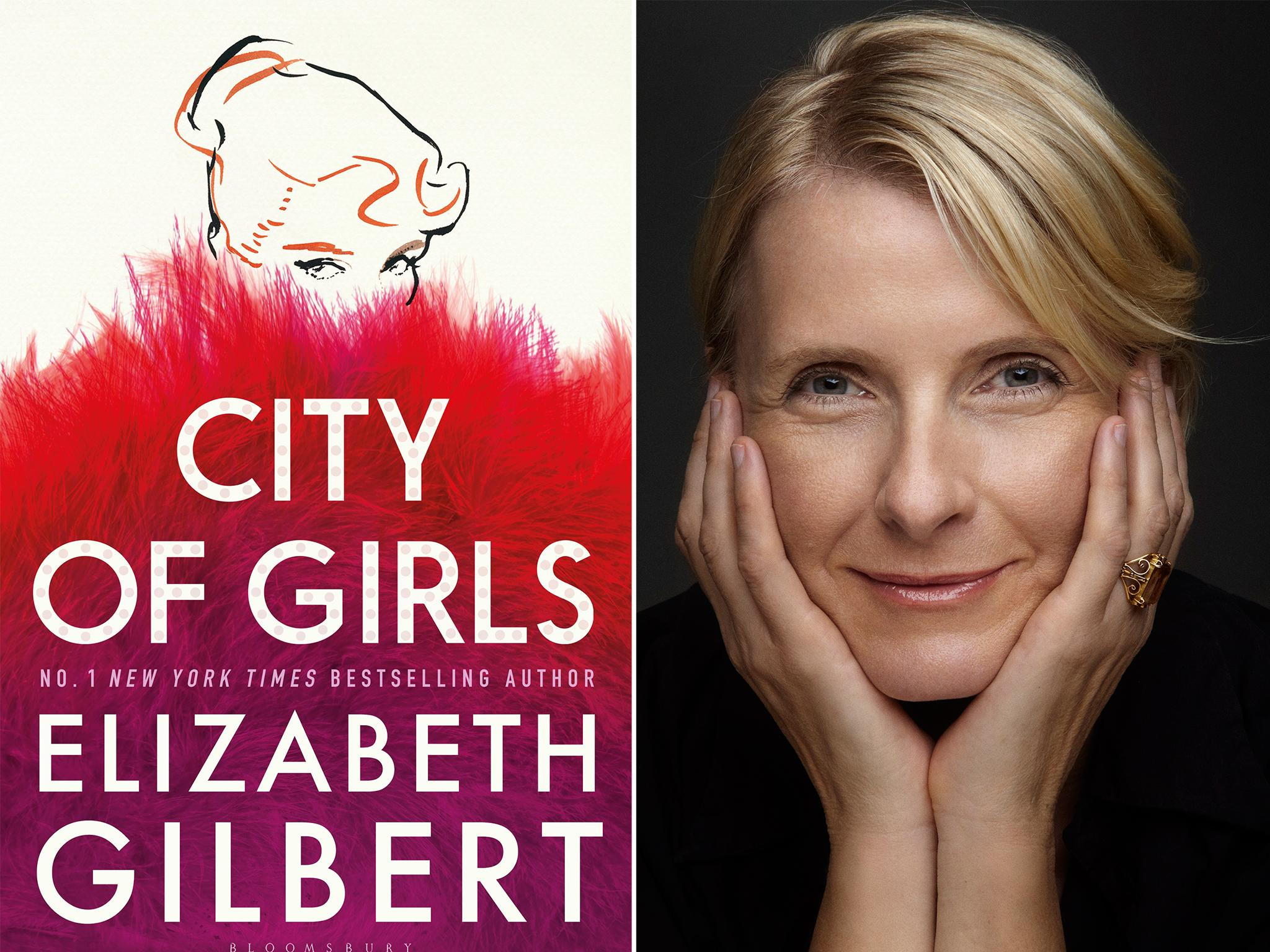 Angela Haze city of girlselizabeth gilbert, review: a funny