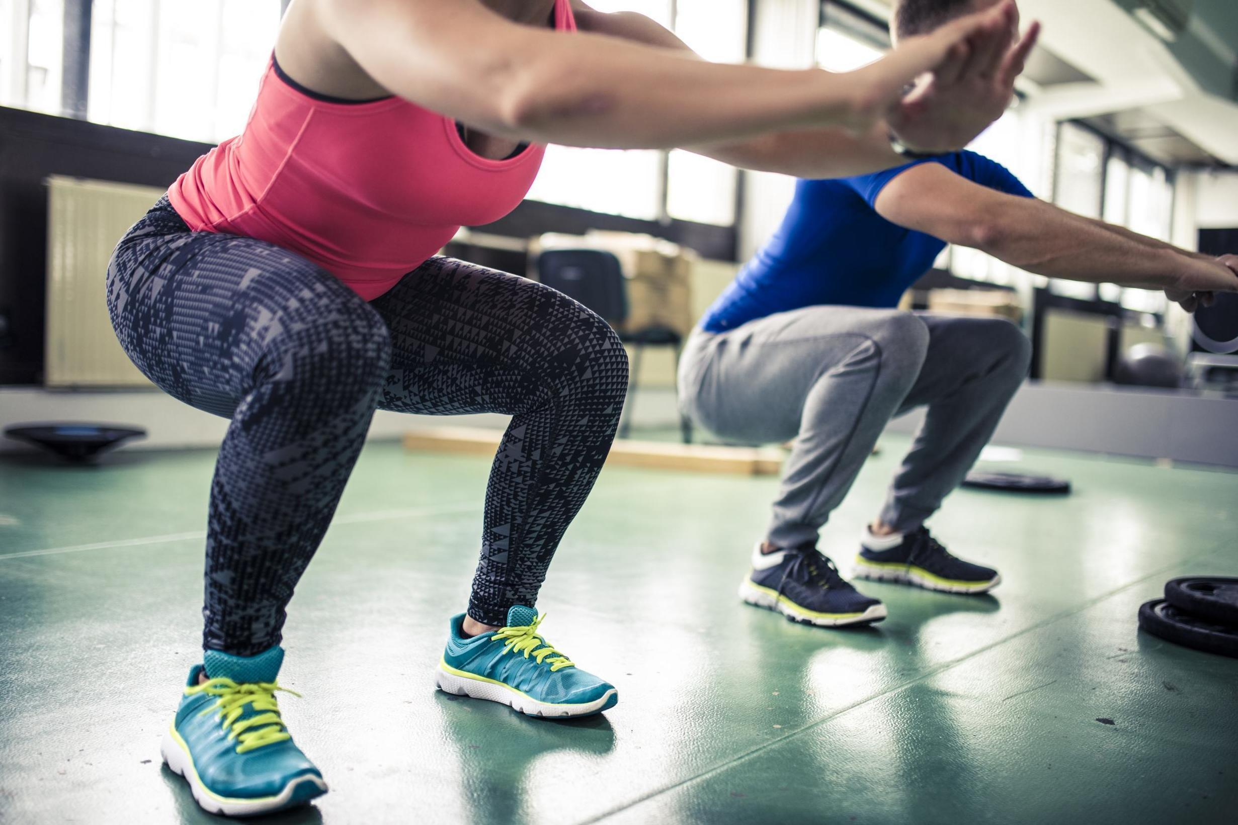 Exercises for boosting your metabolism, according to a personal trainer
