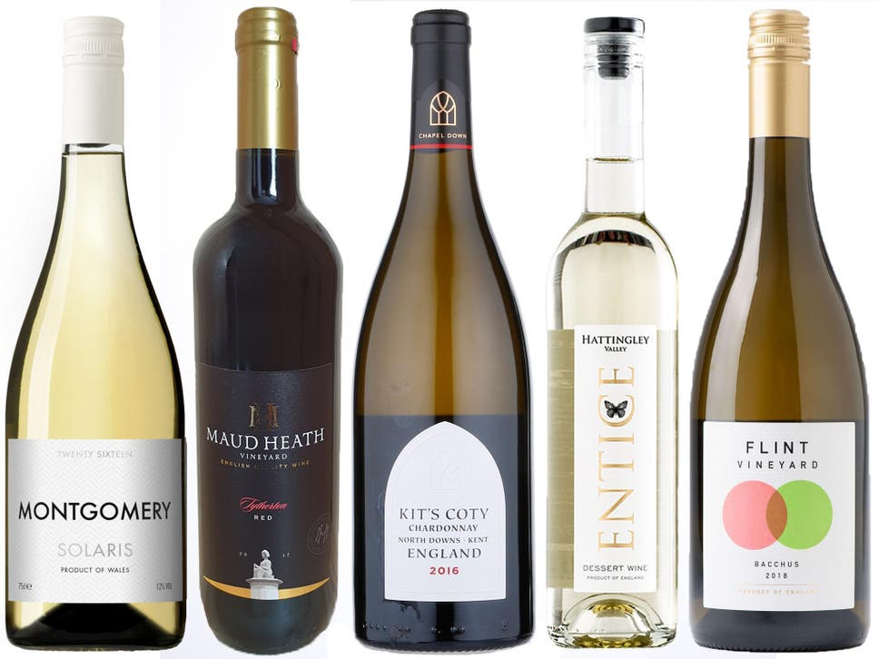 10 exciting English and Welsh bottles for English Wine Week