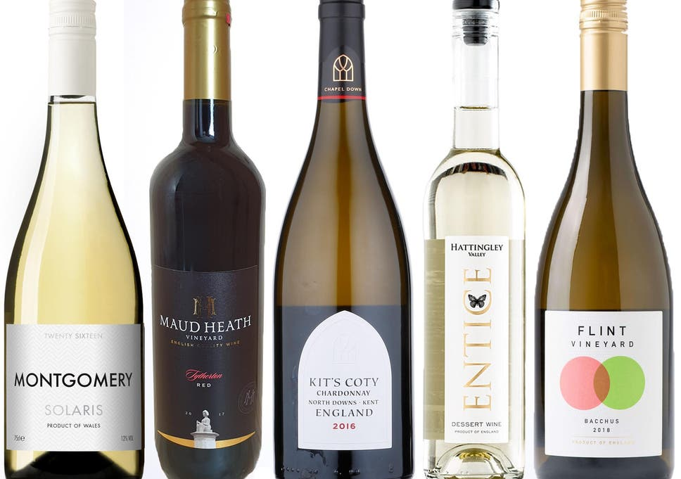 8cbf7eb38f8 This week we're celebrating the home grown still wines – and one new  sparkler