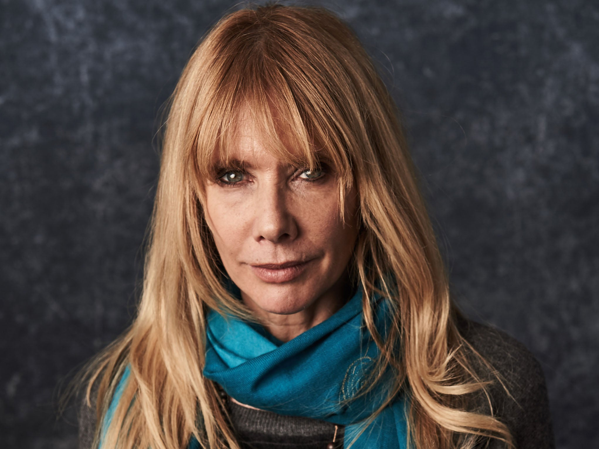 Rosanna Arquette says 'very powerful men in Hollywood continue to support Harvey Weinstein'