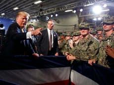 White House told Navy to hide USS John McCain during Trump Japan visit
