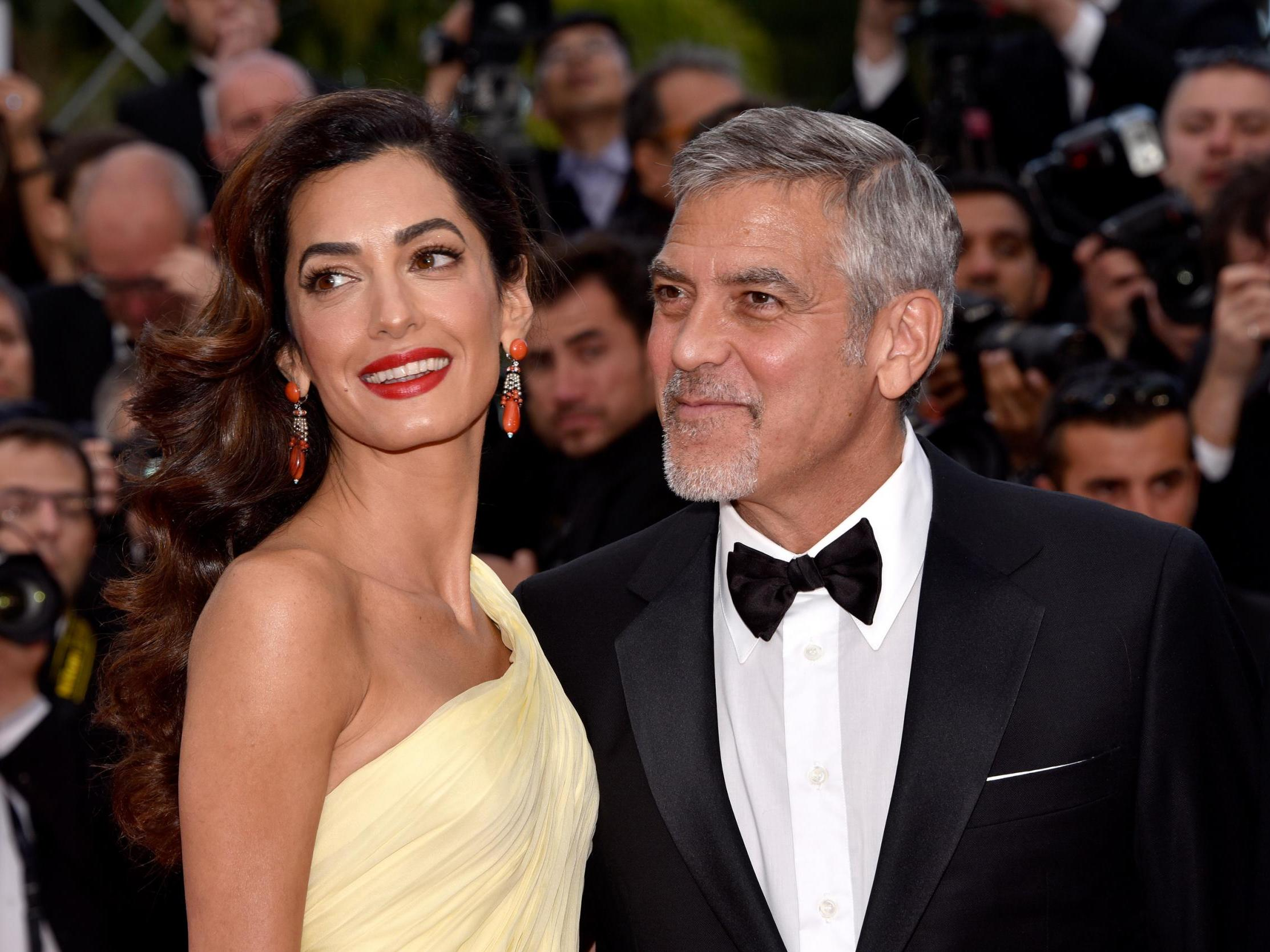 Amal Clooney - latest news, breaking stories and comment