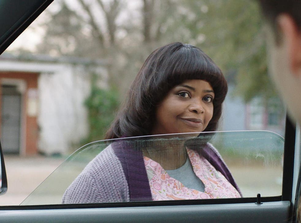 Octavia Spencer plays against type as the creepy Sue Ann in 'Ma'
