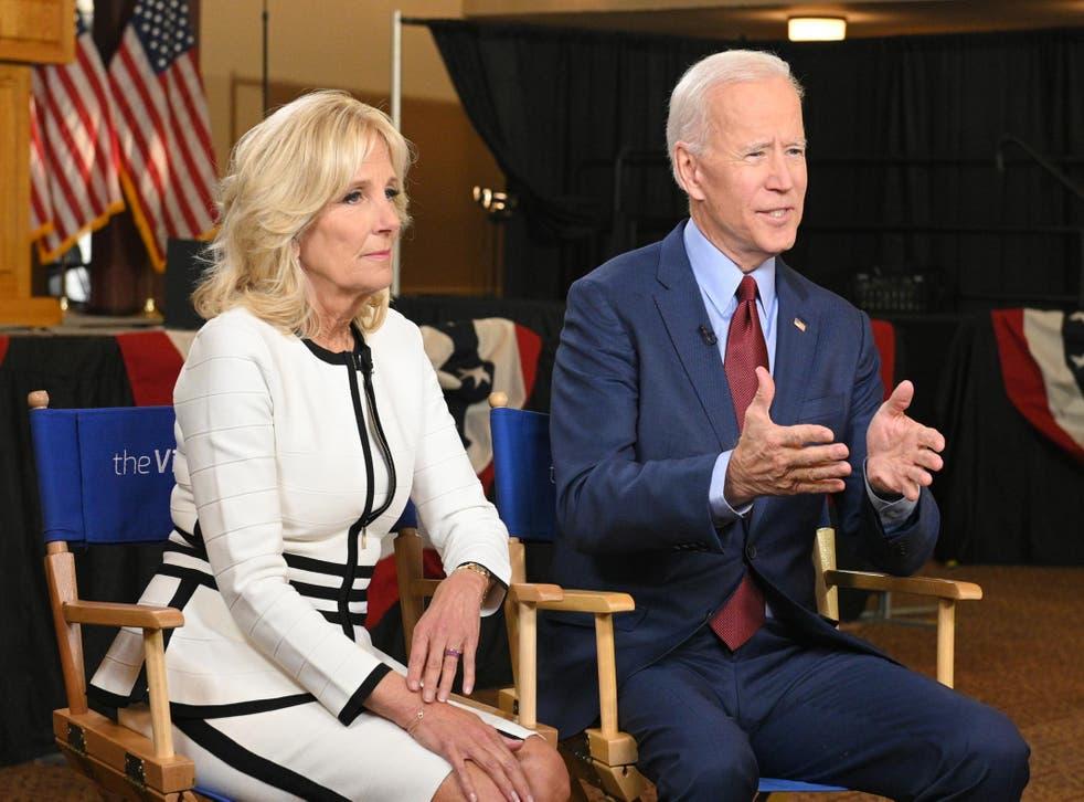 Jill Biden aseguró que los electores verán cómo se comporta un presidente al observar a Joe en el debate del martes