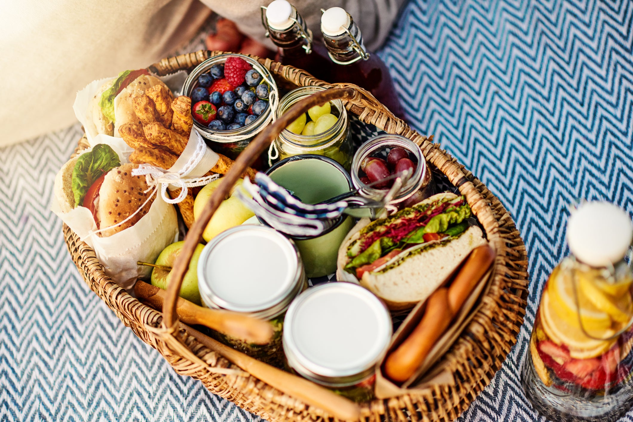 Typical picnic basket contains 'dangerous' levels of salt, health campaigners warn