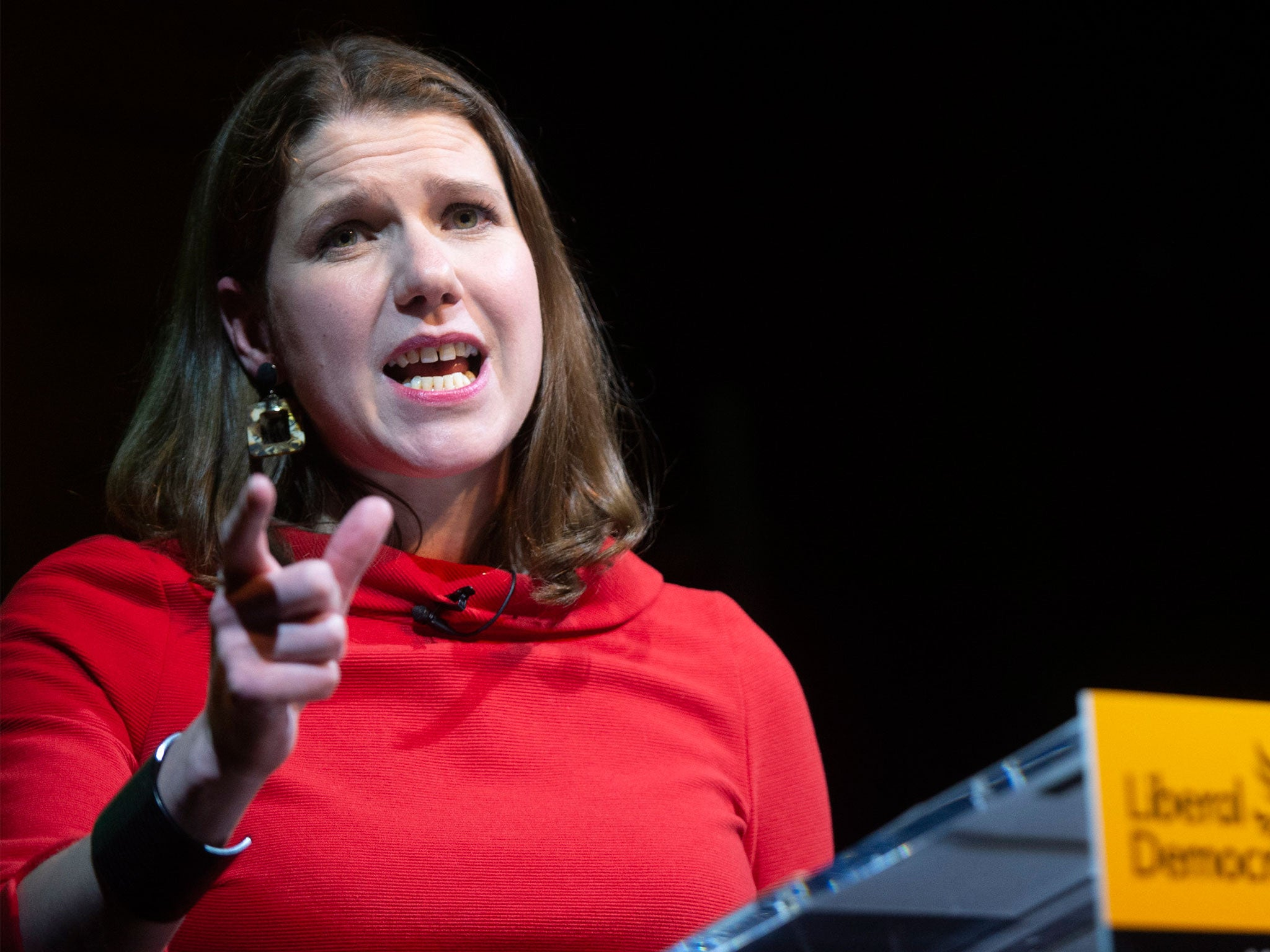 Jo Swinson: Former 'Baby of the House' becomes Liberal Democrats' first female leader