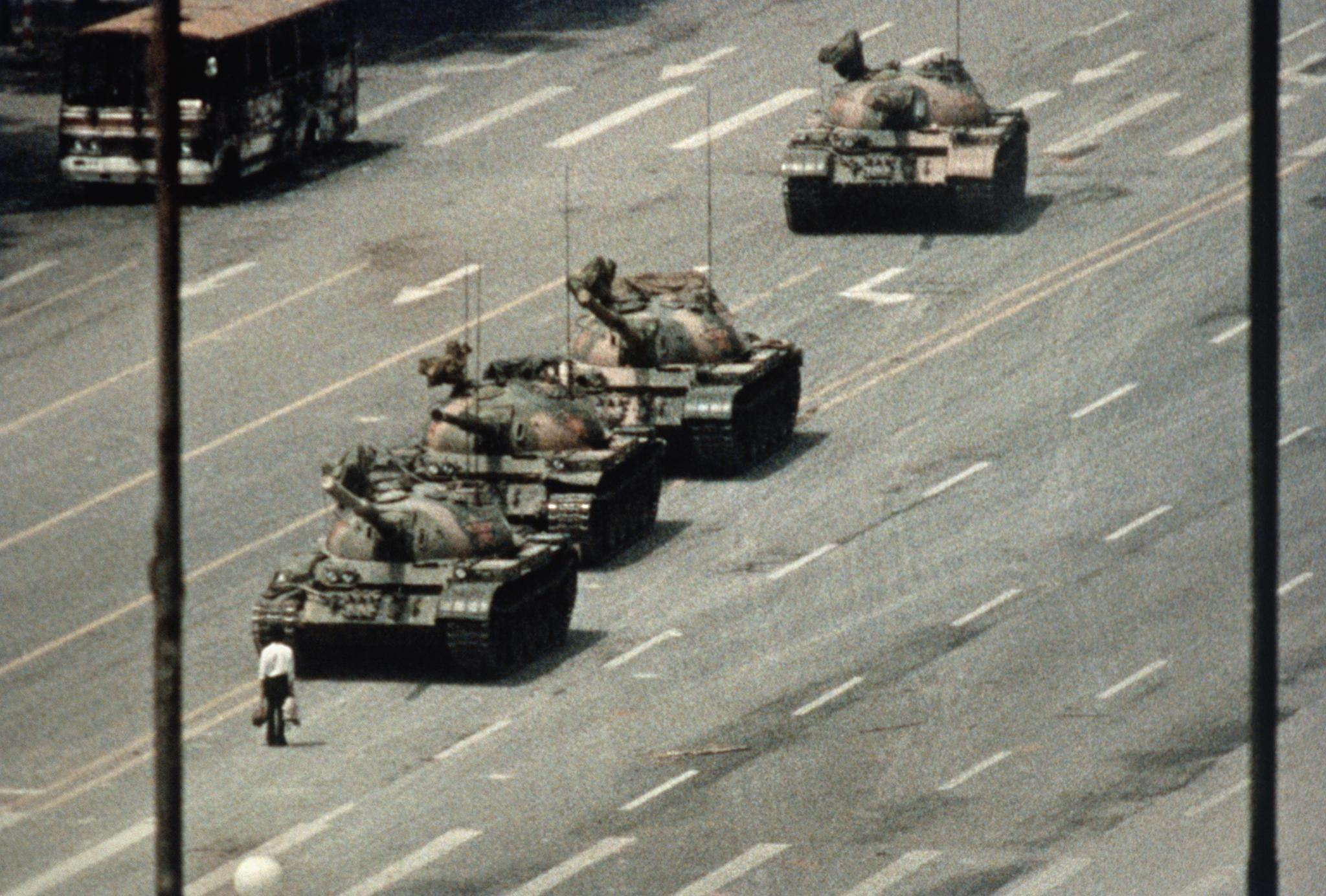 Tiananmen Square massacre: Who was the Tank Man and how is he being