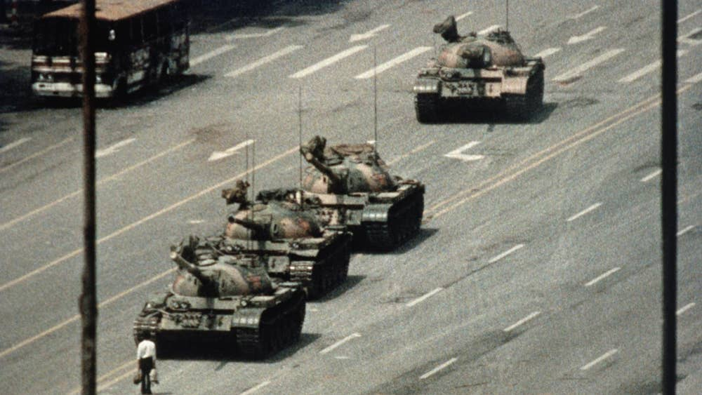 Tiananmen Square massacre: Who was the Tank Man and how is