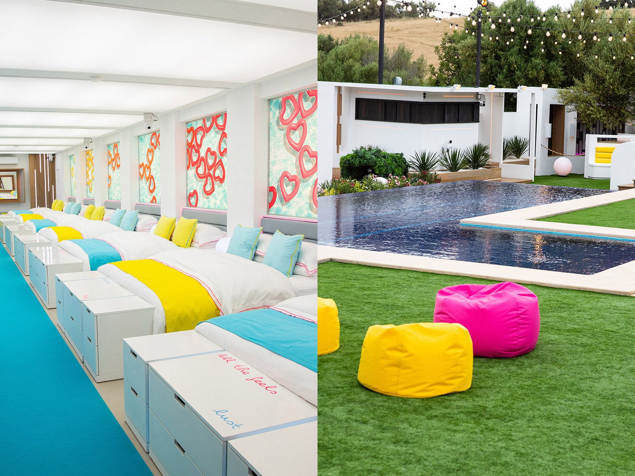 Love Island 2019: ITV gives first look inside villa with hot