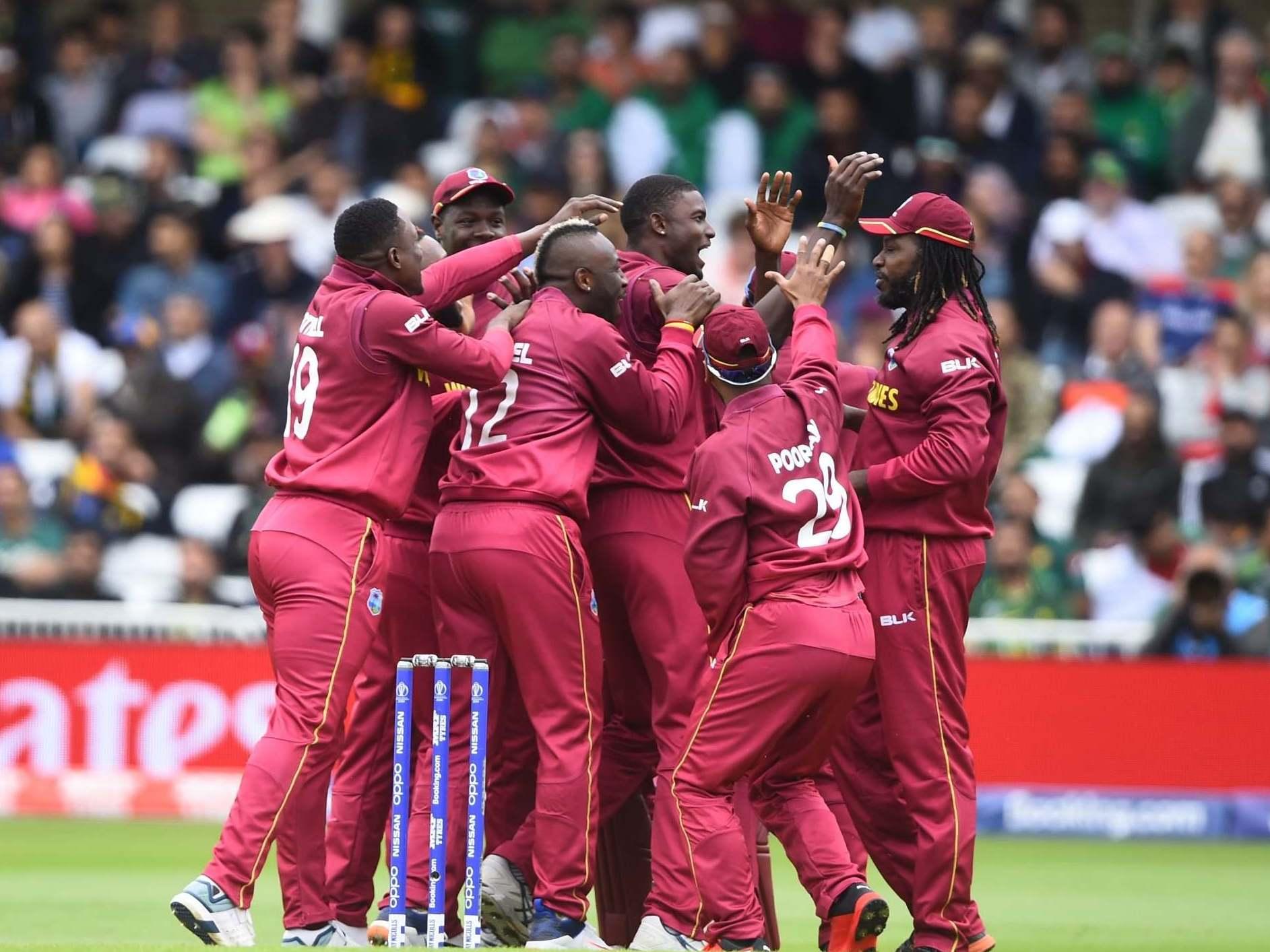 Cricket World Cup 2019 Pakistan Vs West Indies Player -5785