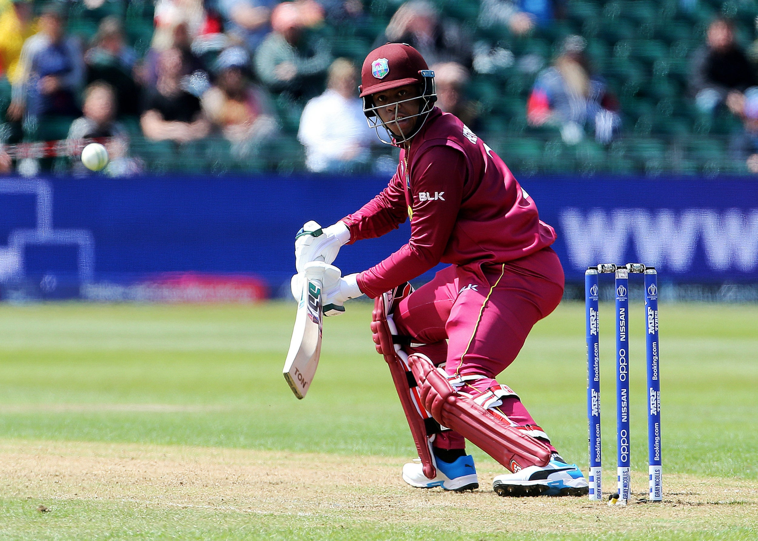 Cricket World Cup 2019 scores: West Indies hammer Pakistan