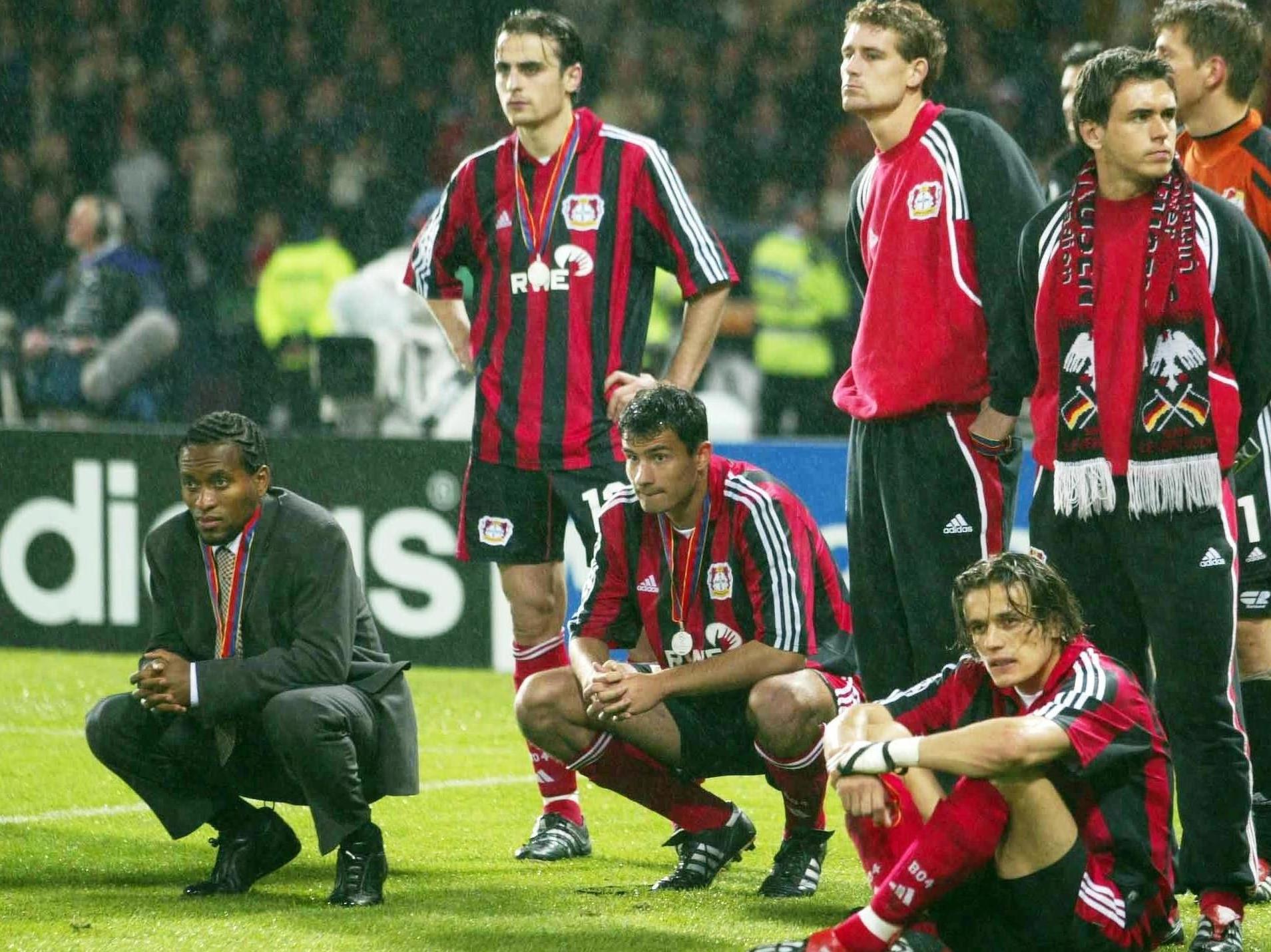 Bayer Leverkusen Vs Real Madrid 2002 Full Match
