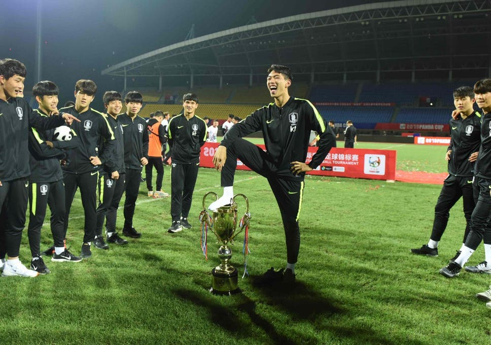 South Korea Under-18s stripped of Panda Cup victory for