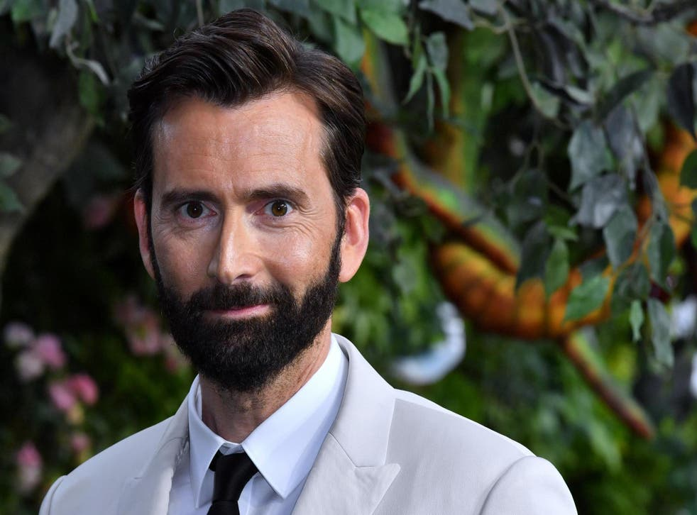 David Tennant: 'We all have to, at some point, accept that we don't exist as an island'