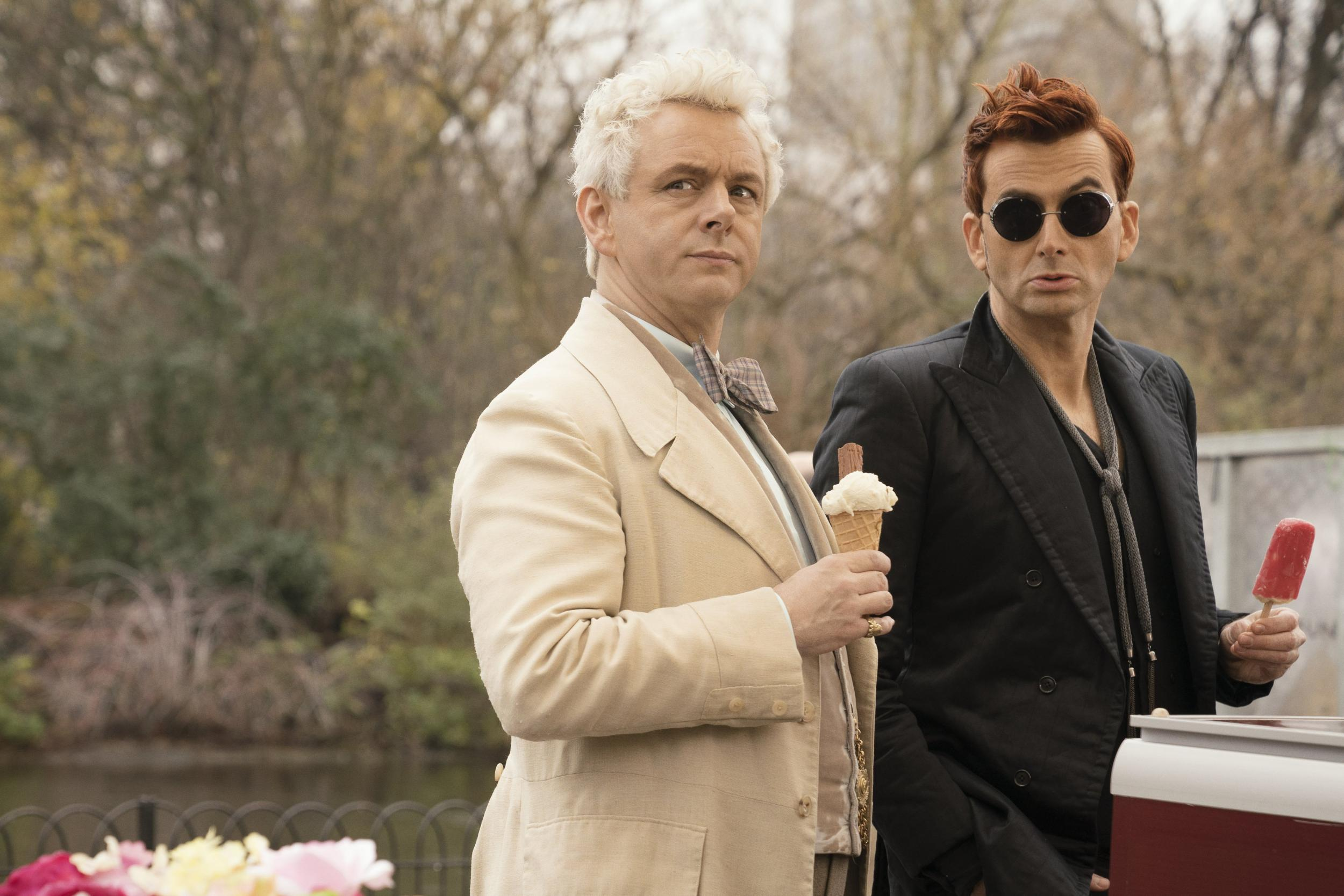 Thousands petition Netflix to cancel Good Omens without realising it's on Amazon Prime