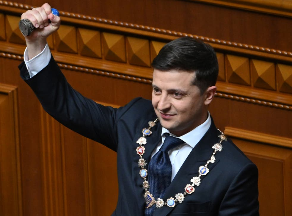 Ukraine's future? Or a man who will stoke past divisions