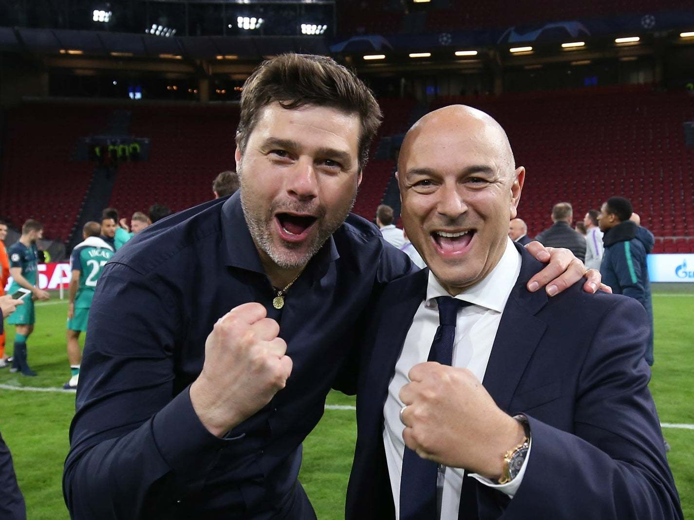 Champions League Final 2019 Mauricio Pochettino Reveals What Tottenham Chief Daniel Levy Told Players In Emotional Speech Ahead Of Liverpool Match The Independent The Independent