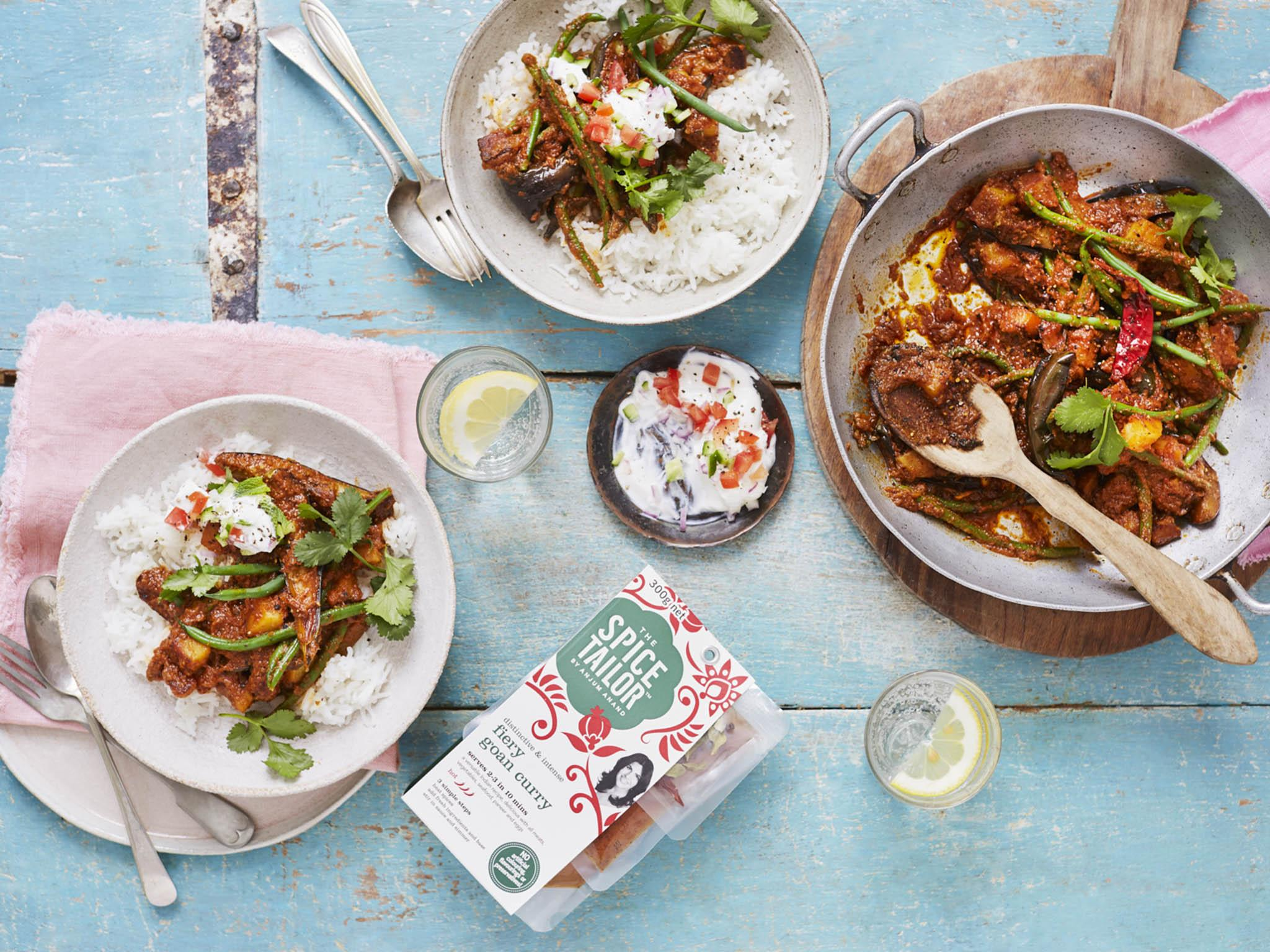 National Curry Week 2019 Best Indian Sri Lankan And Thai