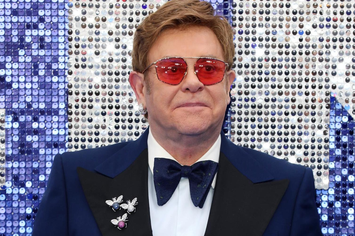 Elton John defends Ellen DeGeneres' friendship with George W Bush: 'I admire her for standing up'