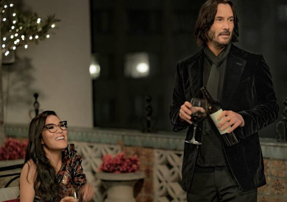 Keanu Reeves in Always Be My Maybe: The story behind John Wick star's Netflix romcom cameo