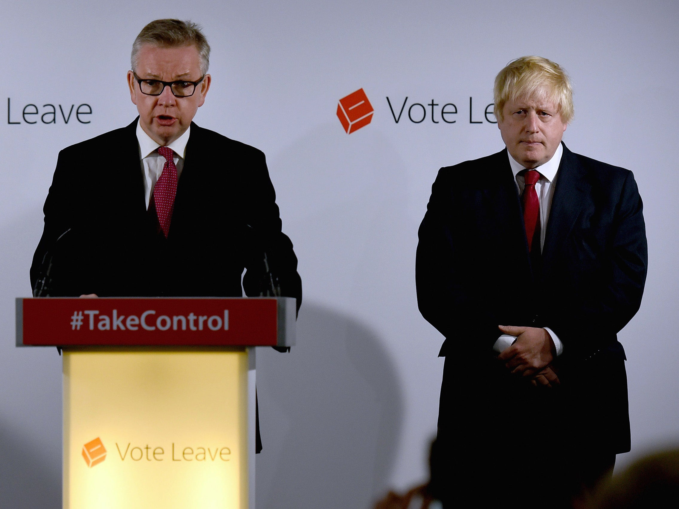 David Cameron says Boris Johnson asked him if Michael Gove was 'a bi…