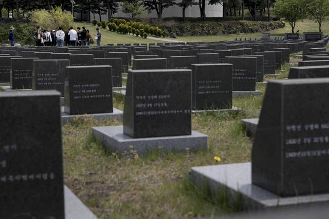 Tourists are being invited to learn about atrocities committed in Jeju Island under the dictatorship
