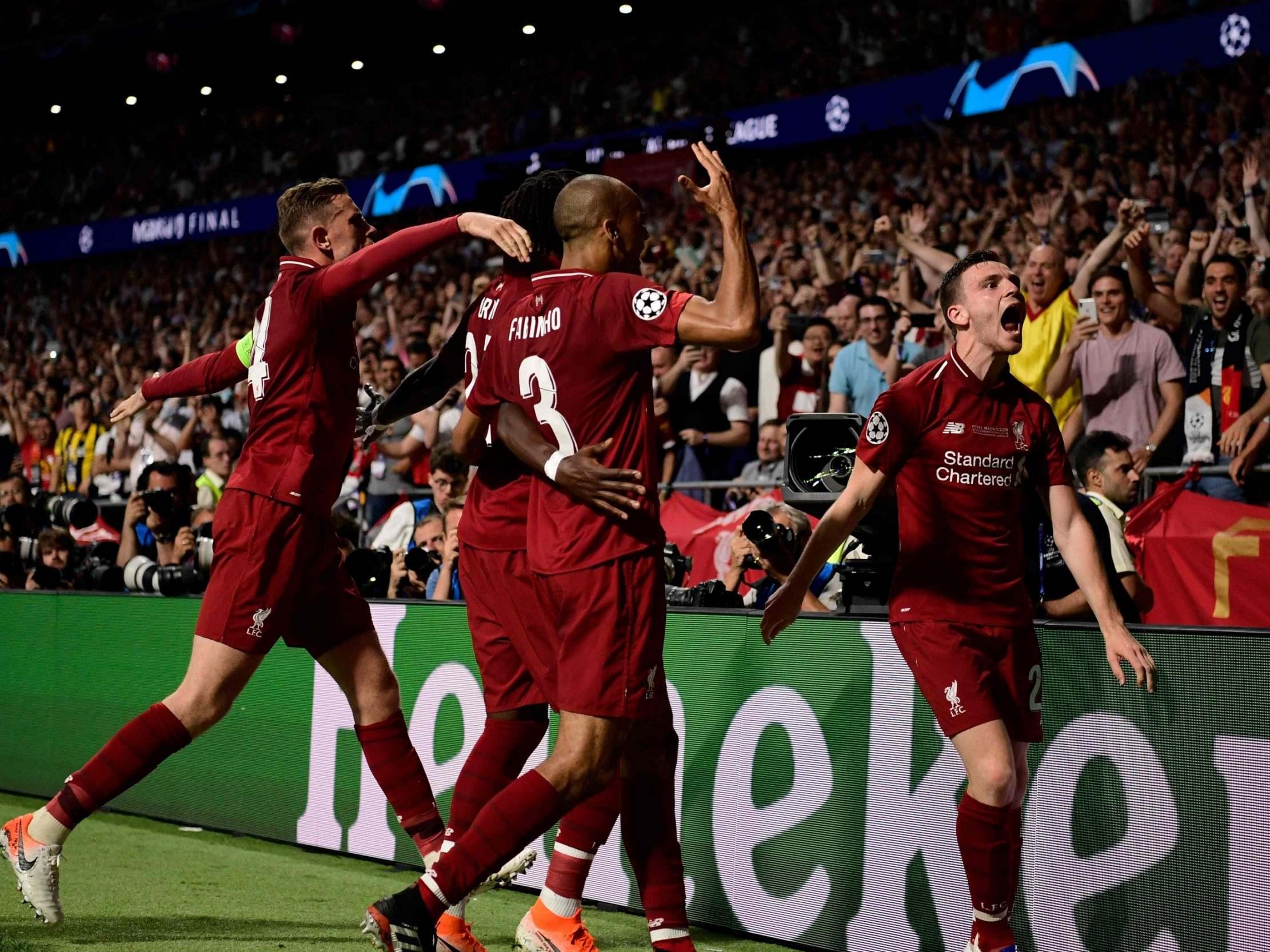 Tottenham vs Liverpool result: Salah and Origi goals ...