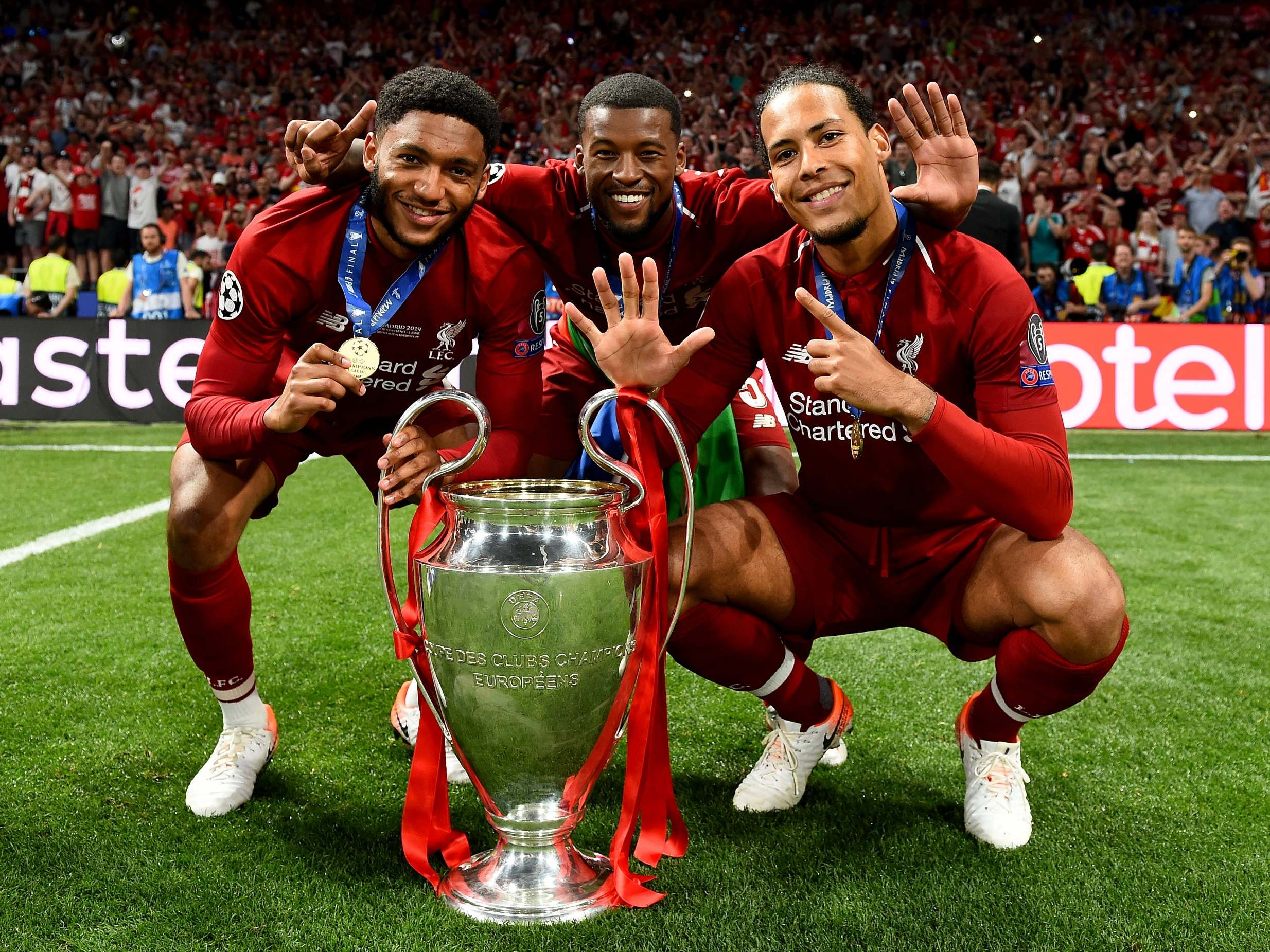 a87b17db9 Liverpool's sixth Champions League restores them among Europe's super-clubs  – with more to come | The Independent