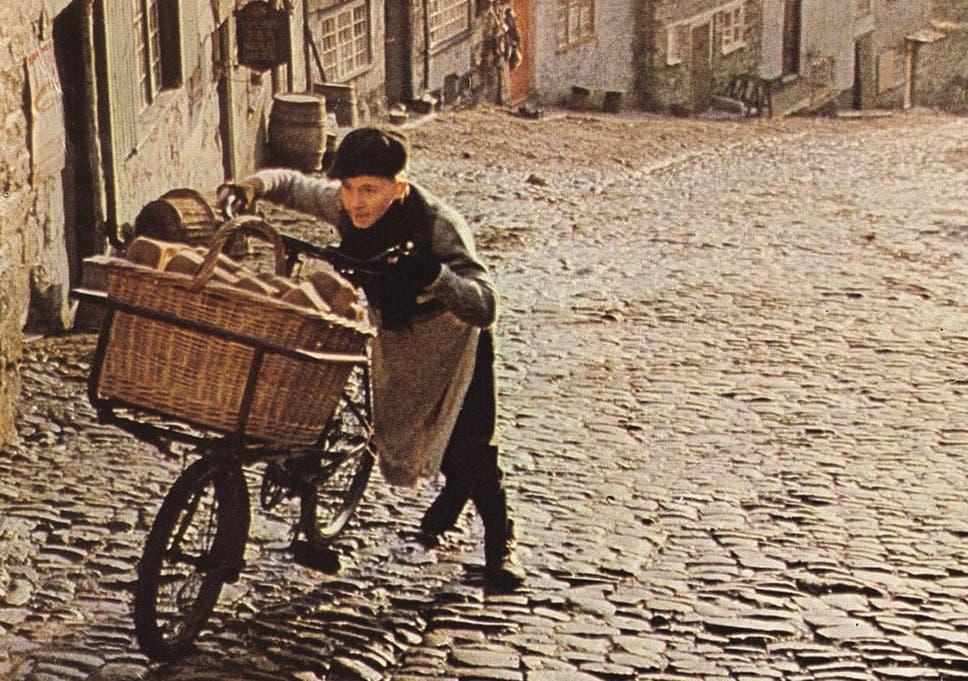 Hovis brings back classic 'boy on bike' advert, 46 years