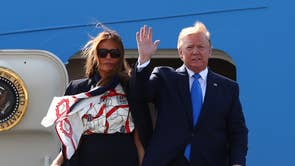Just before touching down at Stansted Airport for his state visit, Trump took time out to @ the London mayor Sadiq Khan on twitter. He said that Khan has done a terrible jobas mayor and that he is a stone cold loser