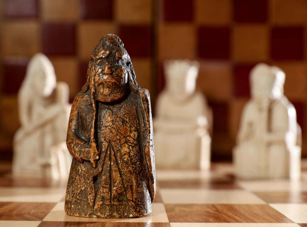 The newly discovered medieval chess piece which could fetch £1m at auction