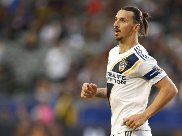 Ibra's goal was the pick of the bunch at the Dignity Health Sports Complex