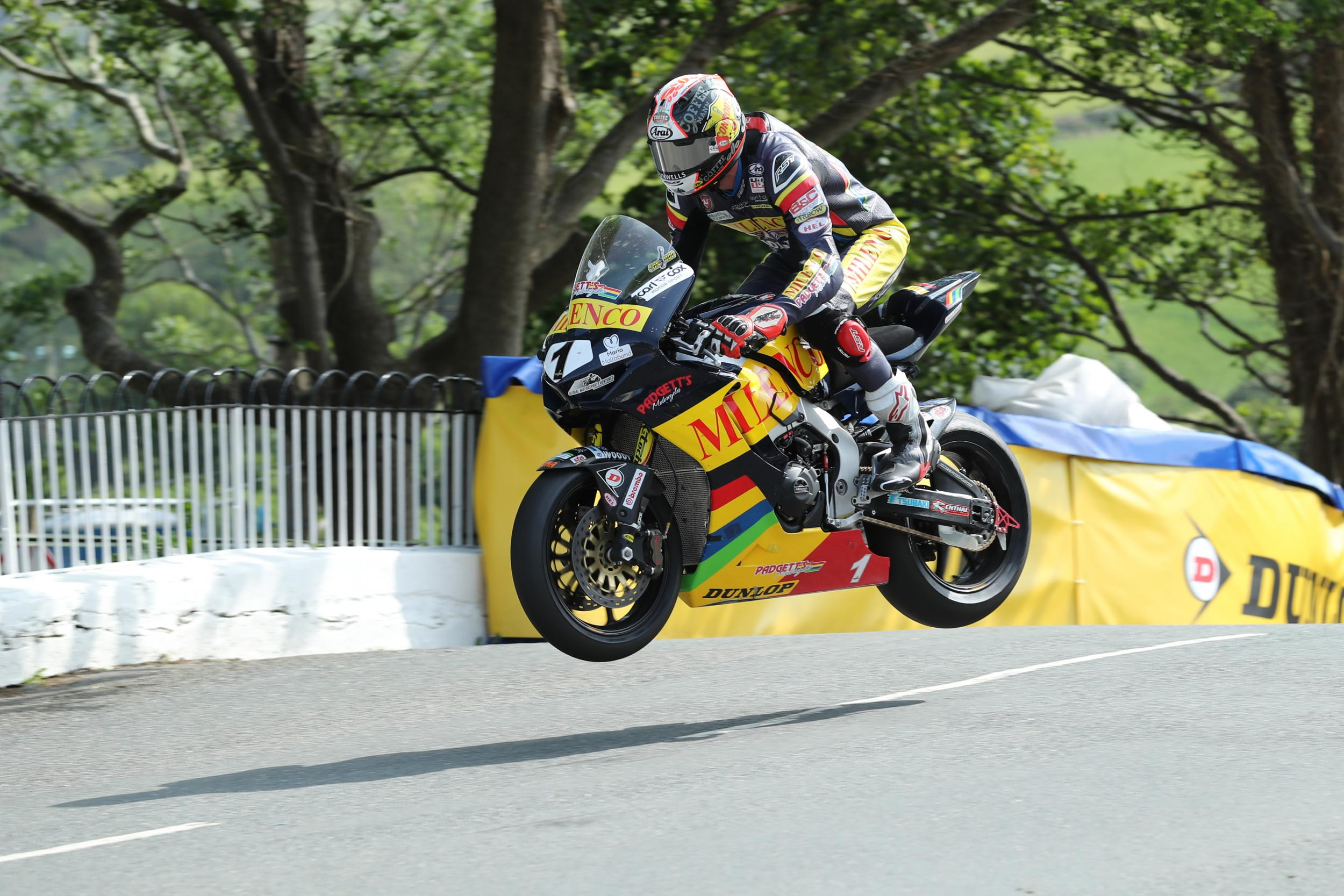 Daley Mathison dead: Isle of Man TT rider dies after crash