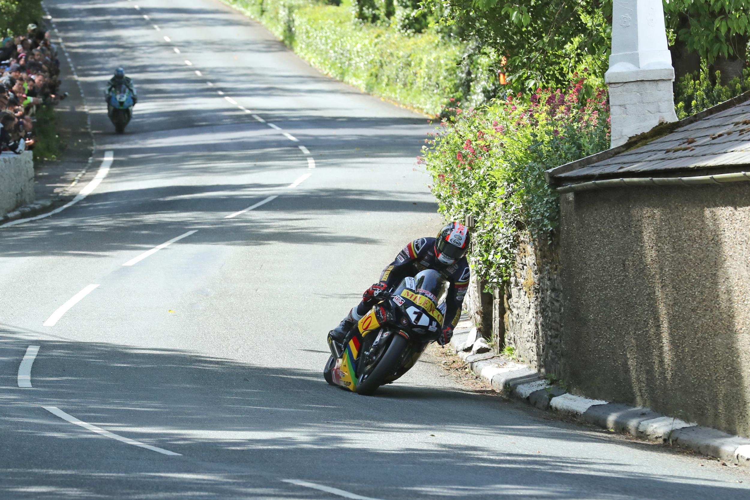 Daley Mathison dead: Isle of Man TT rider dies after crash