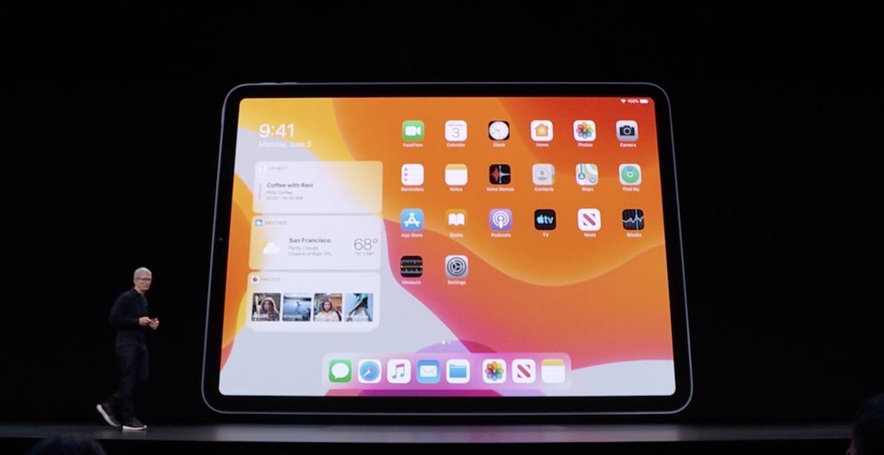 نتيجة بحث الصور عن نظام iPad OS