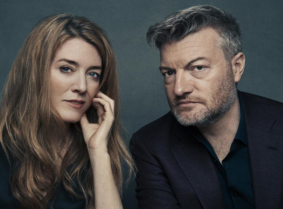 Black Mirror producers Annabel Jones and Charlie Brooker: 'I think we're quite optimistic'