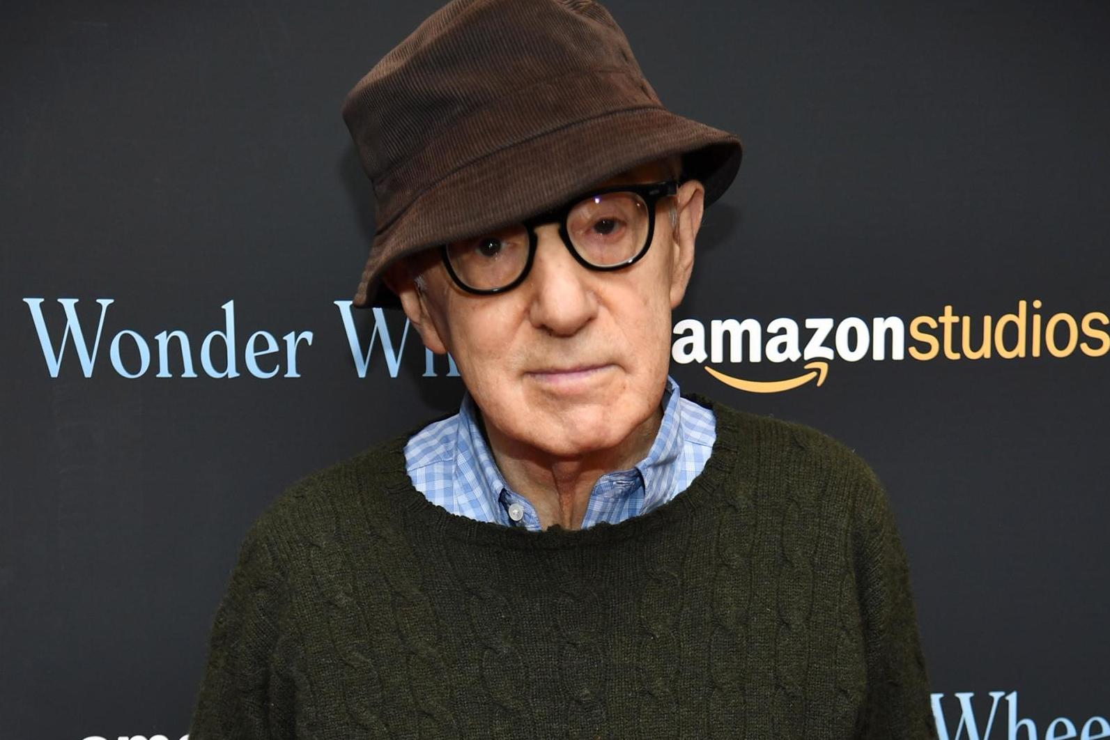 Woody Allen believes he'll 'probably die' on set
