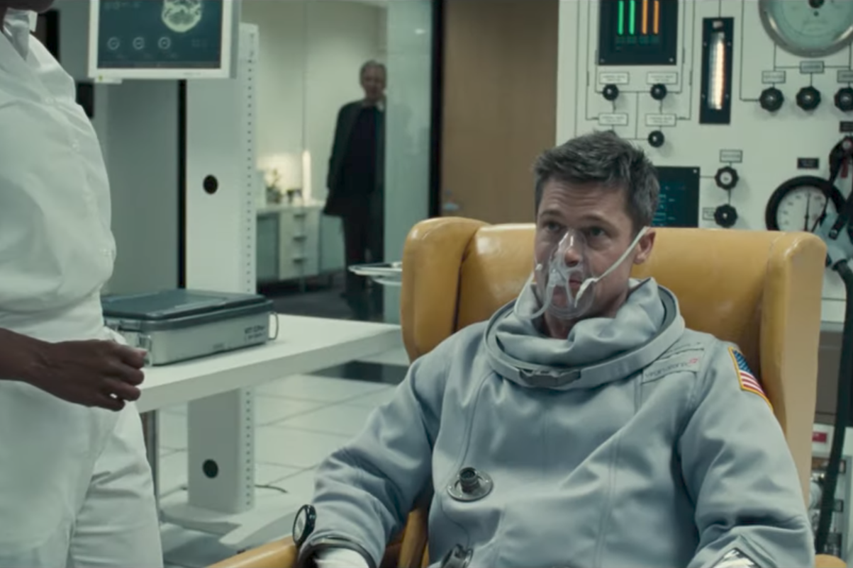 Ad Astra trailer: Stunning first footage from Brad Pitt space