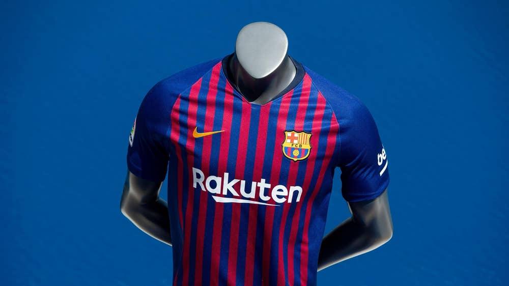 buy online 29e56 fc3c9 Antoine Griezmann transfer: Barcelona confirm £107m deal for ...
