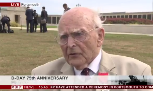 D-Day veterans consistently refuse to be called heroes - why