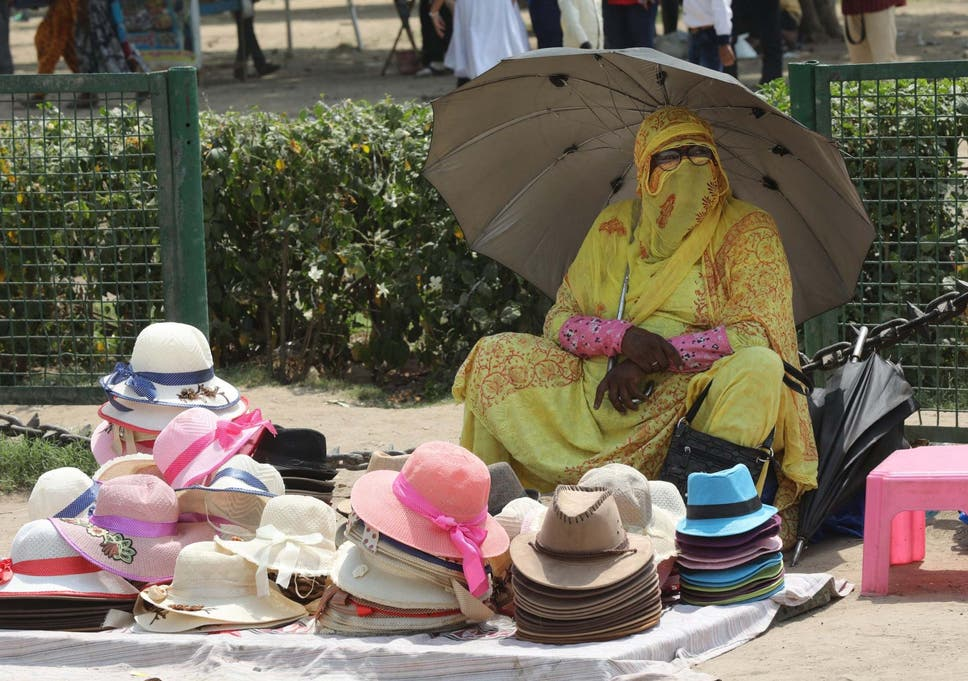 Indian states under severe weather warnings as near 50C heatwave